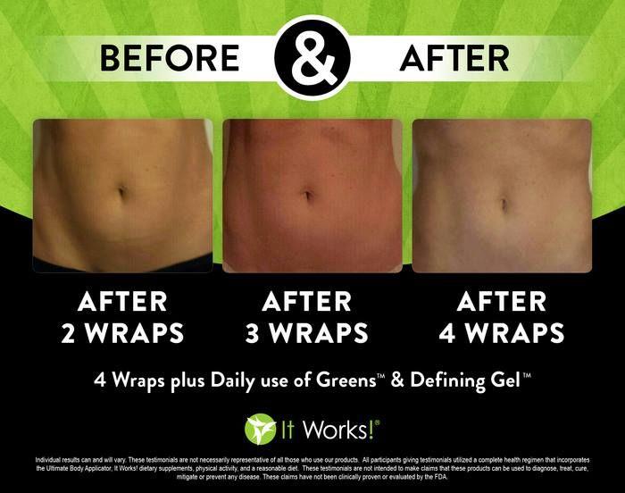 It Works Body Wraps Review Img4 It Works Body Wrap Reviews