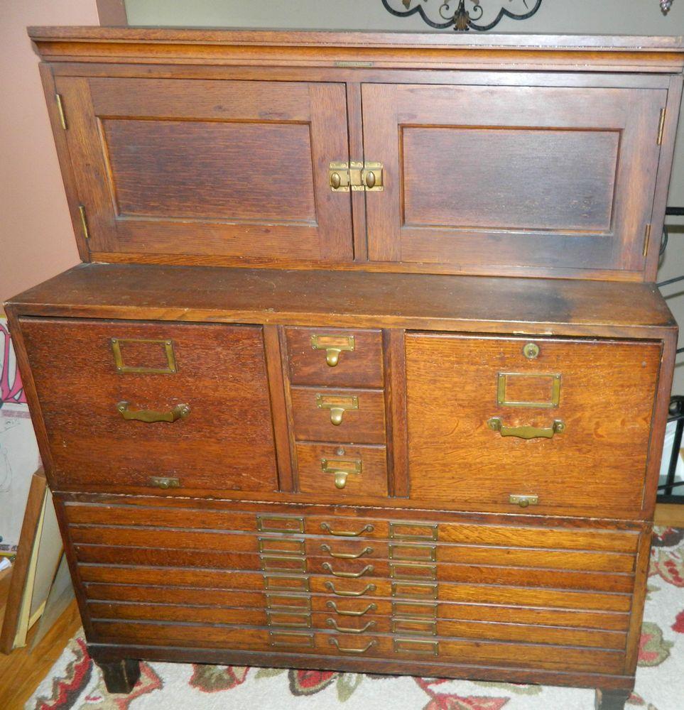 antique index card cabinet best 2000 antique decor ideas. Black Bedroom Furniture Sets. Home Design Ideas