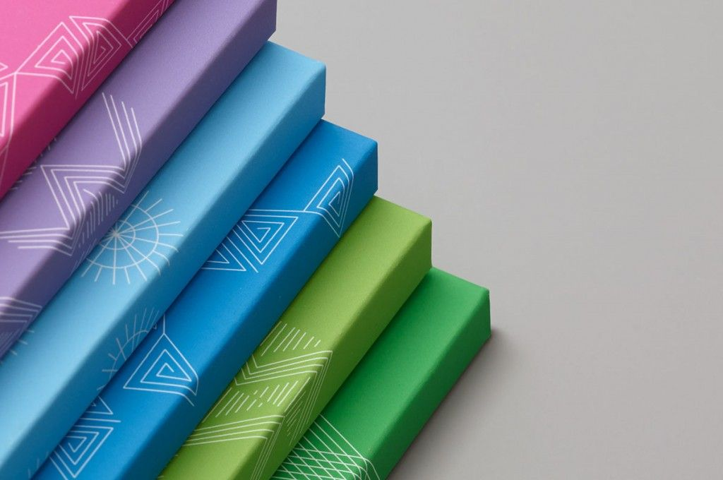 #Branding Graphic and #Design Packaging Mita Chocolate – Visual Identity System by Moniker SF