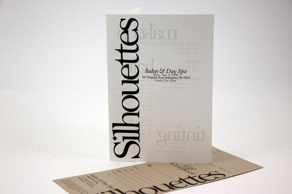 Salon Brochure  Pricelists    Brochures Salons And