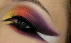 Lots of makeup tutorials and looks on this site. Eyes, lips, hails, hair, & face.