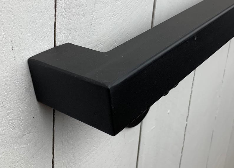 Best Modern Square Tube Handrail Ada Iron Hand Rail Stair Rail 400 x 300