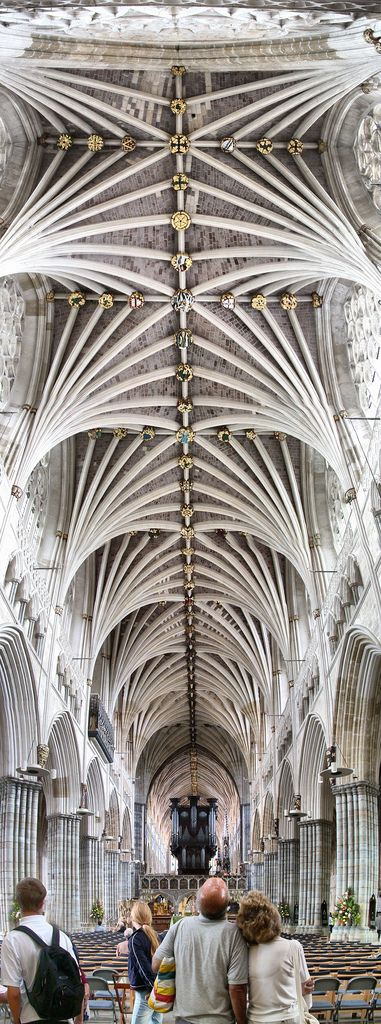 Exeter Cathedral   Flickr - Photo Sharing!