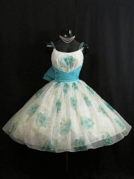 authentic 50s dresses