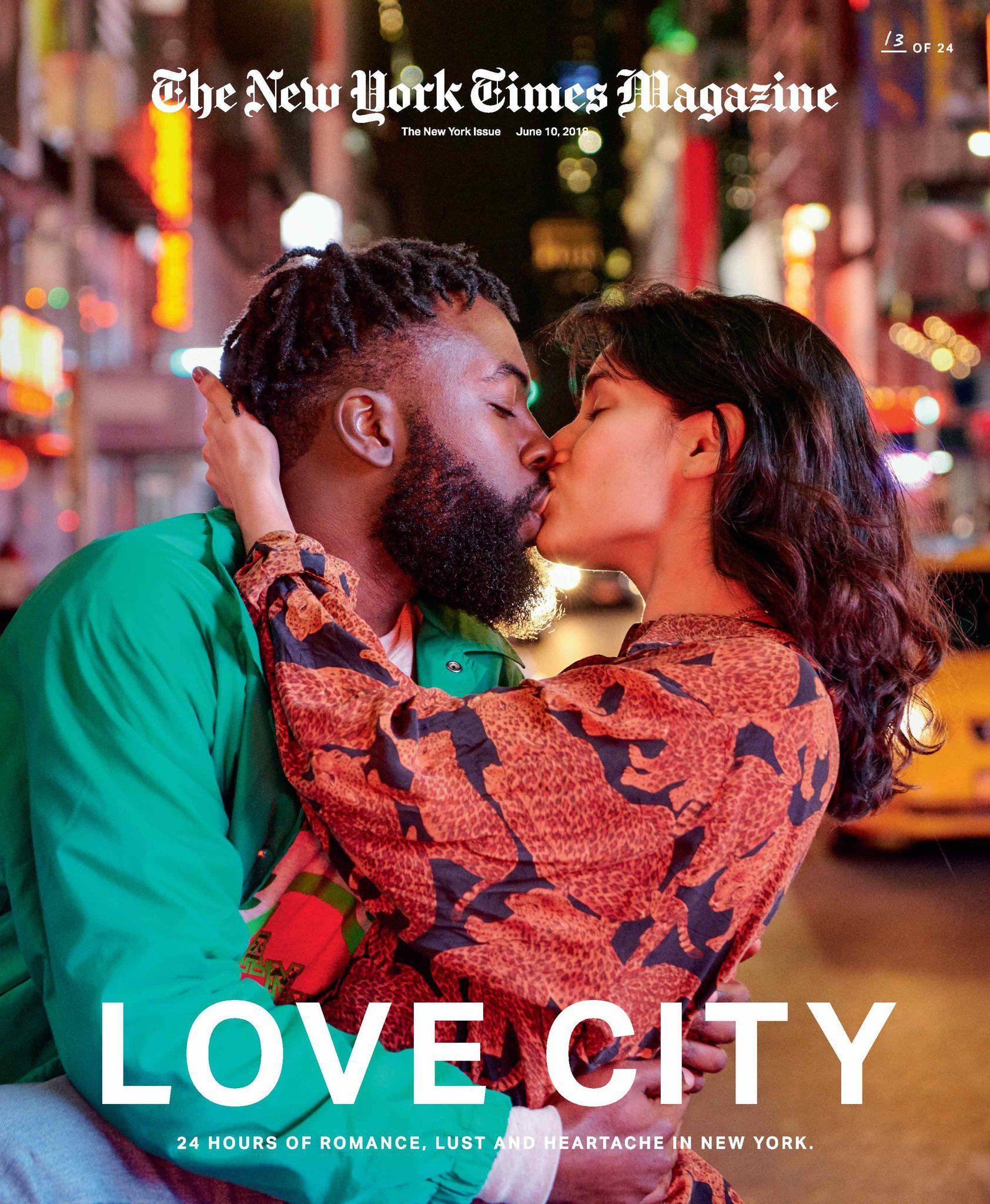 New York Magazine dating