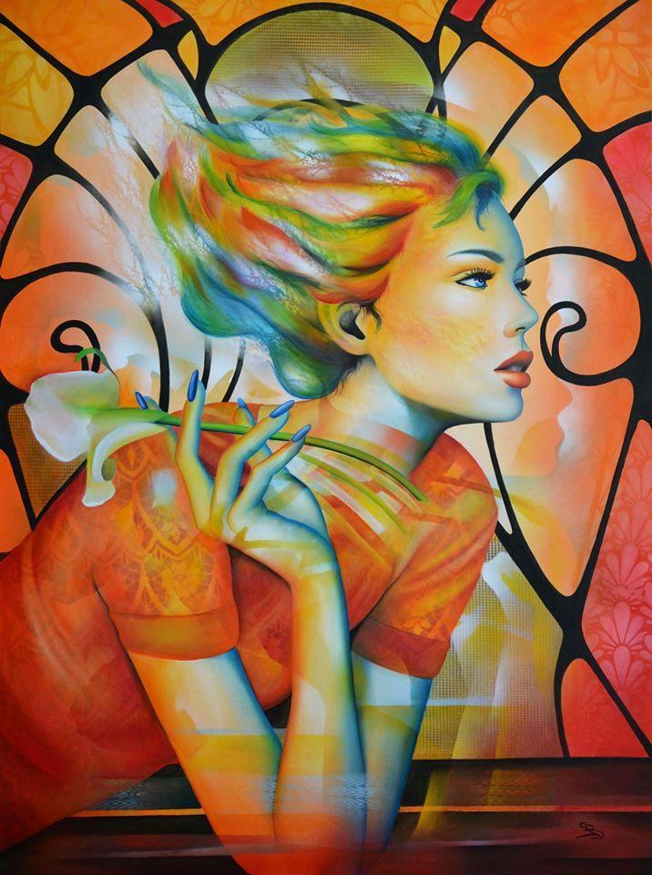 Jeannette guichard bunel peintures jeannette guichard bunel pinterest peinture art - Peinture qui cache les defauts ...