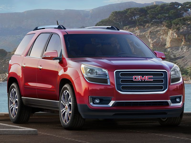 10 Roomiest Suvs With Massive Cargo Capacities Autobytel Com Gmc Suv Best New Cars Gmc