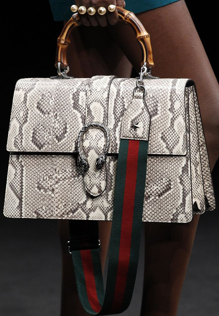 4d73ceaa0a Gucci Fall Winter 2016 Bag Runway Bag Collection