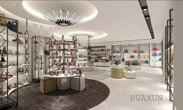 fc29842d4038 ELLE image design in Guangzhou, @China #retail #store #design #concept  #idea #display #HUAXUN #shoes #bags #clothing #mans #womans #space #ideation