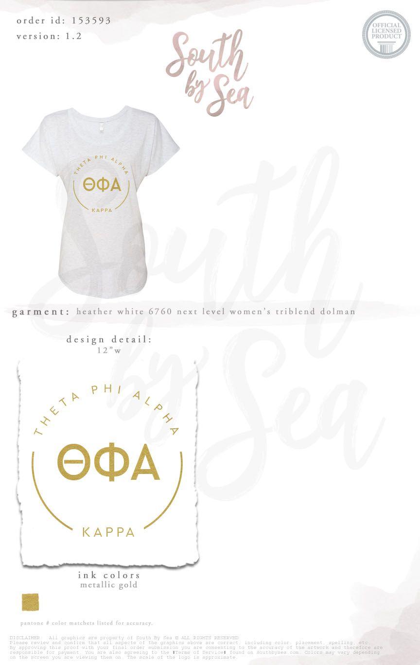Theta phi alpha kappa gold foil design south by sea greek theta phi alpha kappa gold foil design south by sea greek tee biocorpaavc Image collections