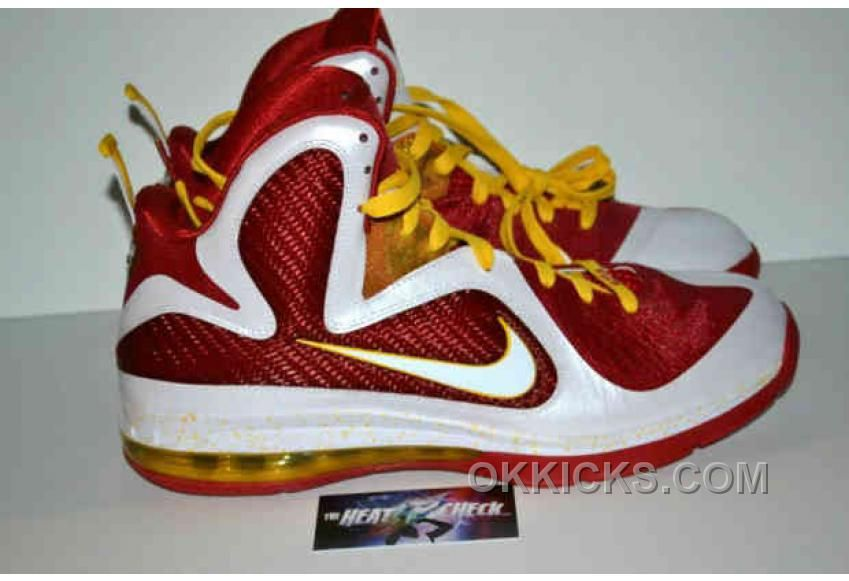 4f07eb93064 Nike LeBron 9 Fairfax  Home  PE - Another Look Before the Nike LeBron 9  Elite drops for the 2012 NBA Playoffs
