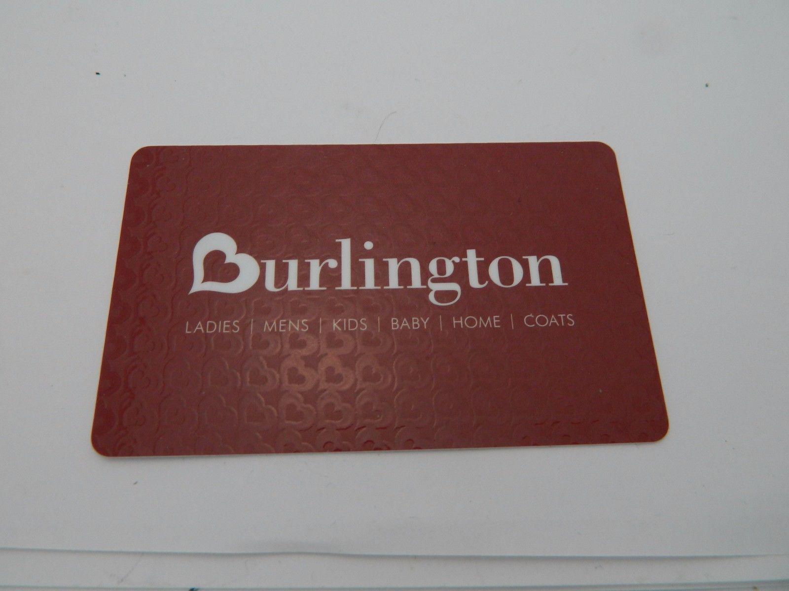 Coupons giftcards burlington coat factory 10596 in
