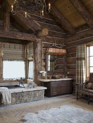 Delightful Beautiful Western Ranch House Ideas Rinfret, Ltd.