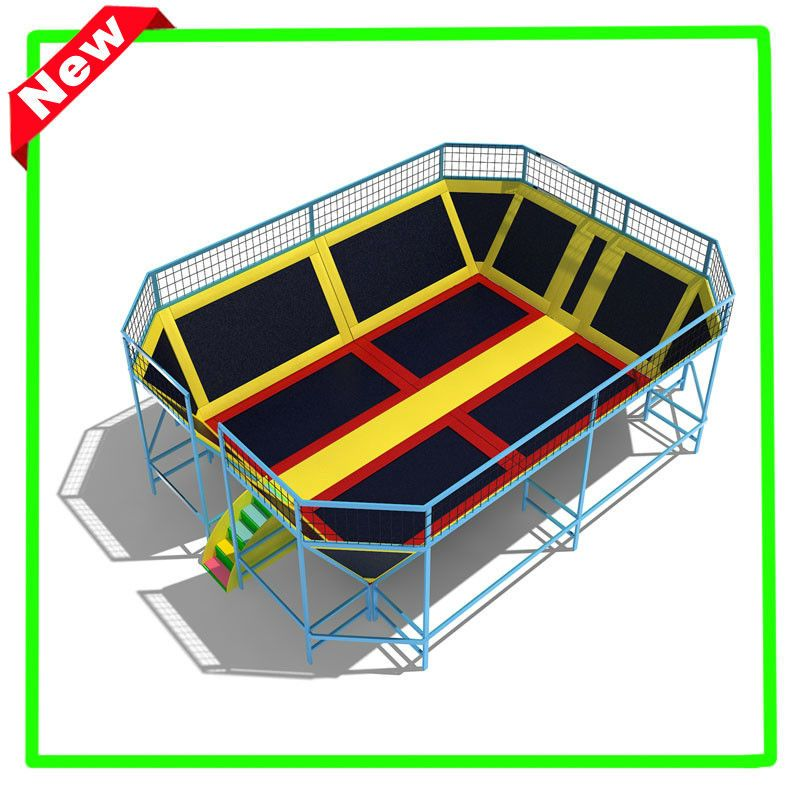 Pin By Christy Pawlak On I Like Kids Indoor Trampoline Trampoline Bed Trampoline
