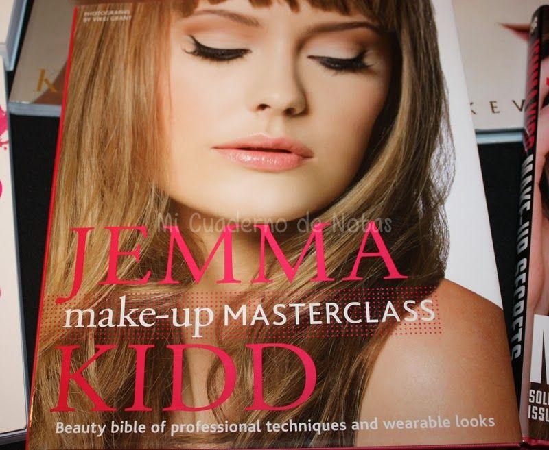 Mis 6 libros de maquillaje favoritos. Totalmente recomendables ! | Mi Cuaderno de Notas