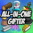 Place for all-in-one gifts