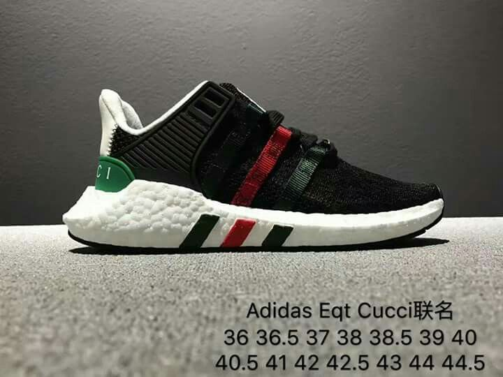 designer fashion 77fac 4e23a Pin by Shoes 202 on ADIDAS EQT GUCCI | Adidas sneakers ...
