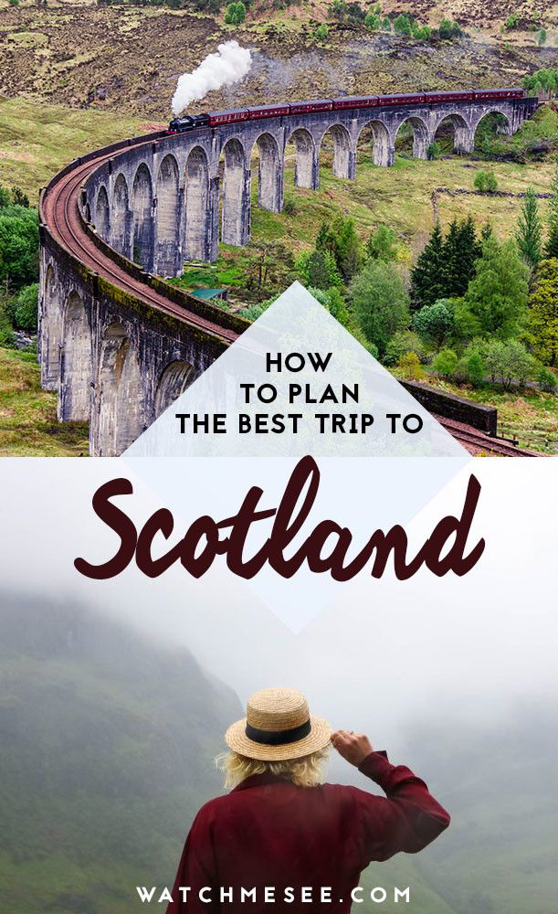 How to Plan a Trip to Scotland: Everything you Need to Know to Visit Scotland #travelscotland
