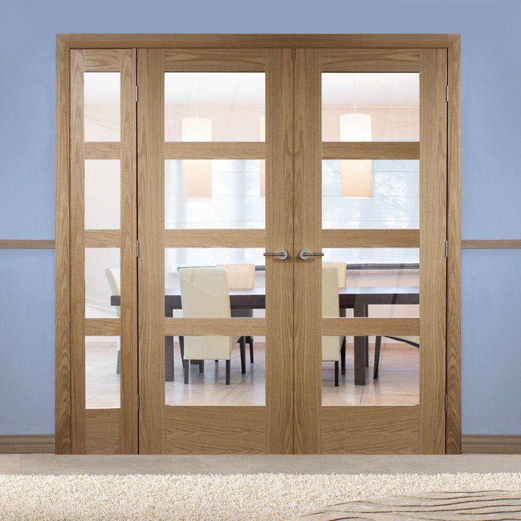 Easiframe oak door set goshalcoeopl mm height mm
