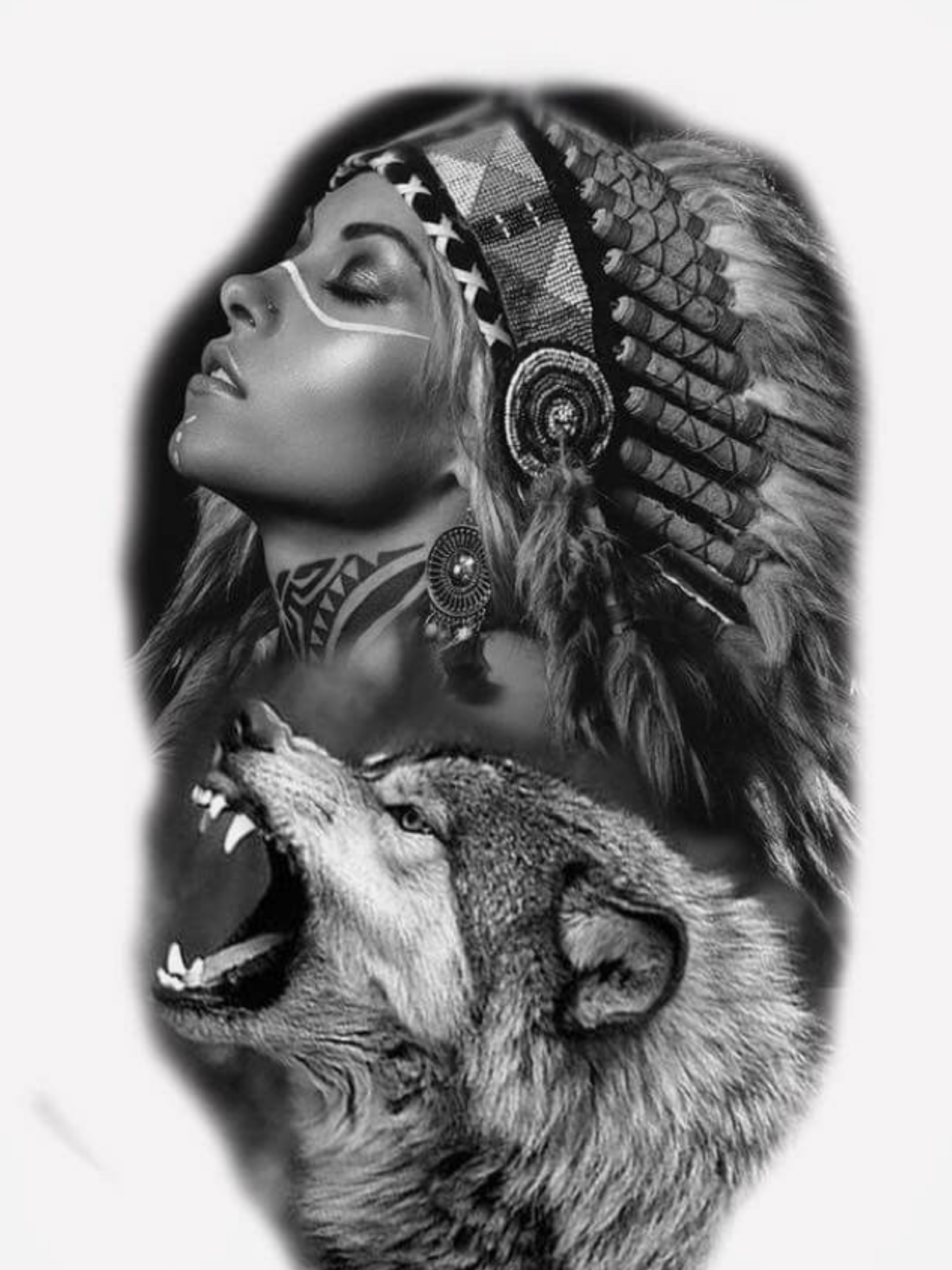 Pin By Abbie On Stuff To Buy Native American Tattoos Indian Tattoo Native Tattoos