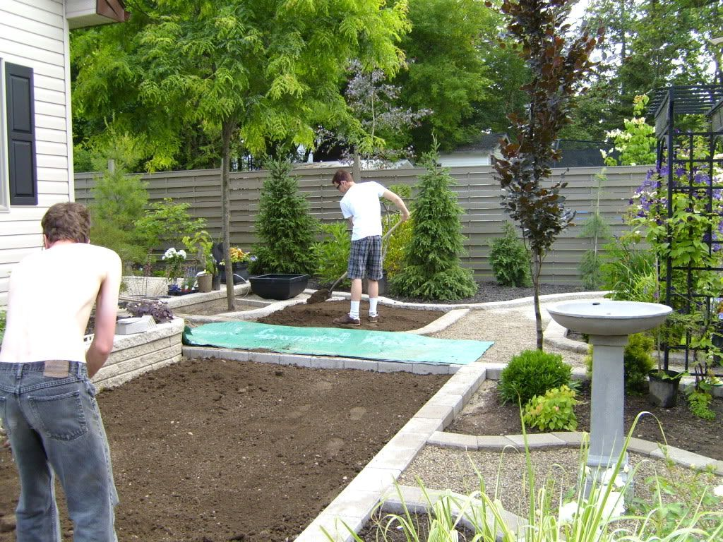 Landscape Ideas For Rectangular Backyard Small Designs Design Picture Inspiration