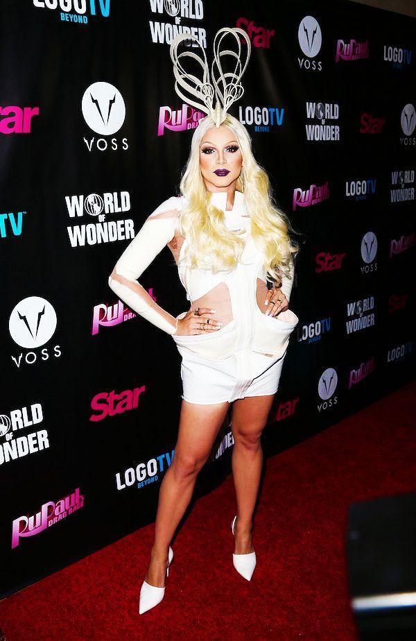 April Carrion Season 6 Queen Drag Queens Pinterest