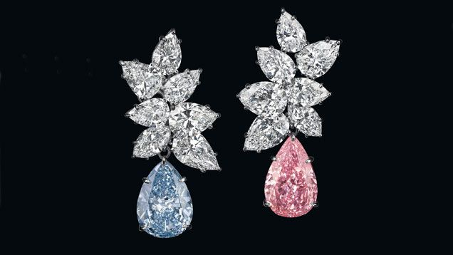 De Beers Optimistic For Holidays Colored Gems Set Auction Records