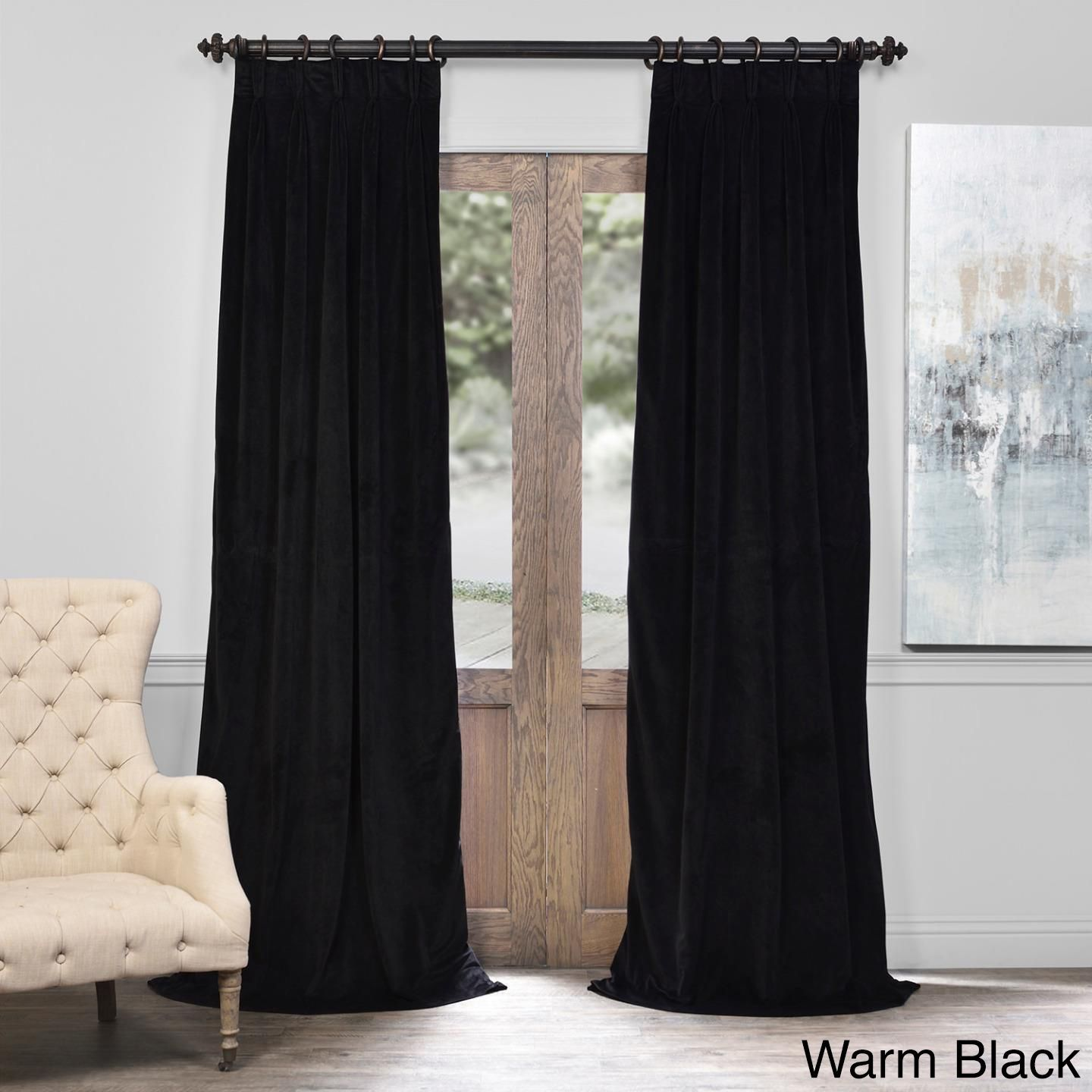 captures divine fresh s with ritva pe velvet curtain tie backs pair black curtains