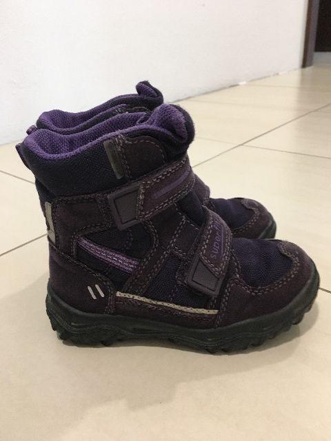 Prodám - SUPERFIT gore tex boty vel.25 2d8066818e