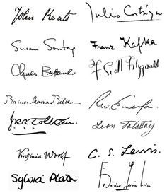 Pin by James Bankston on Handwriting, signatures, and