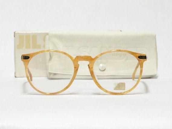 Jil Sander vintage eyewear - mod 212