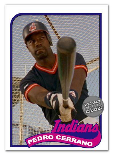 Cerrano ;-)   Baseball movies, Sports movie, Cleveland ...