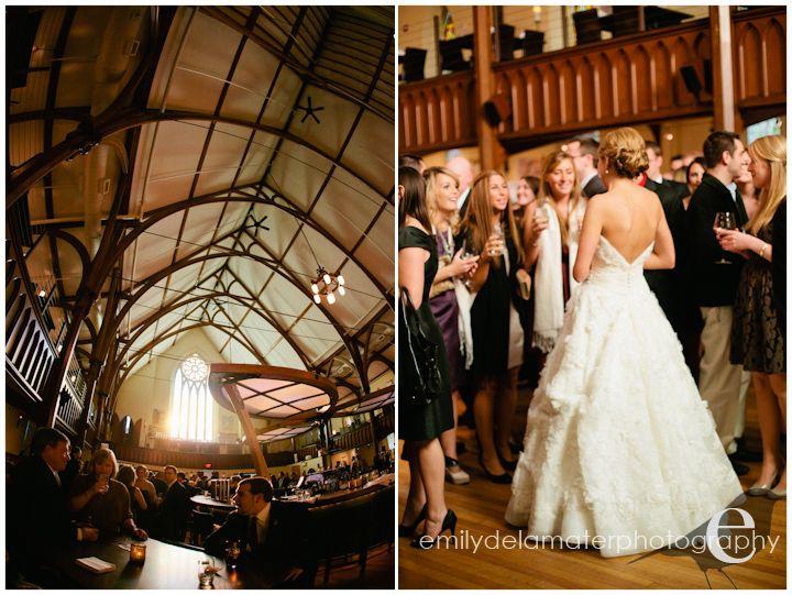 Maine wedding grace restaurant interior venue images