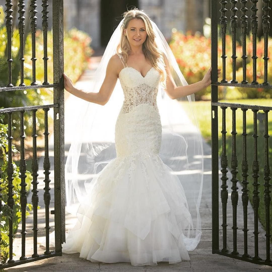 Mori Lee #8118 One Of Our Favorites! Sheer Bodice Can Be
