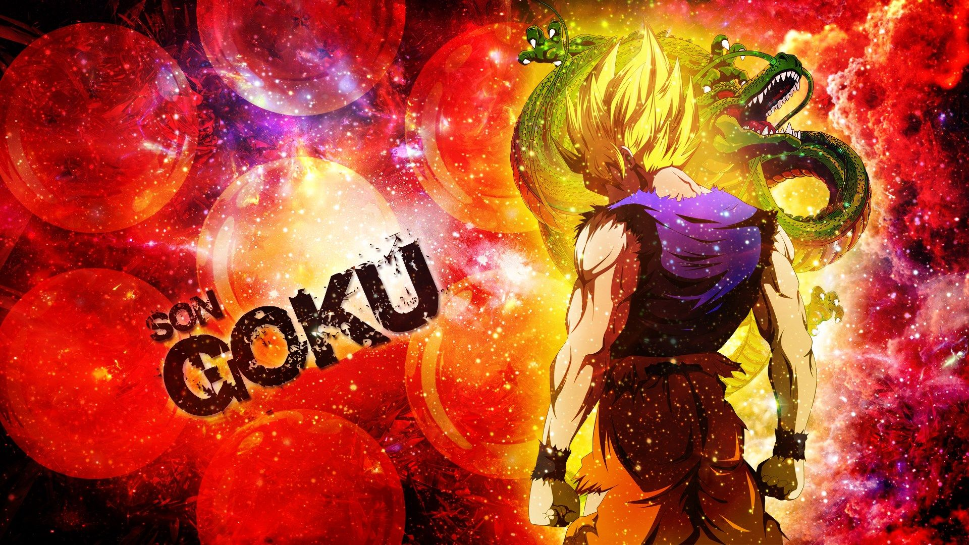 dragon ball z wallpaper pack 1080p hd - dragon ball z category