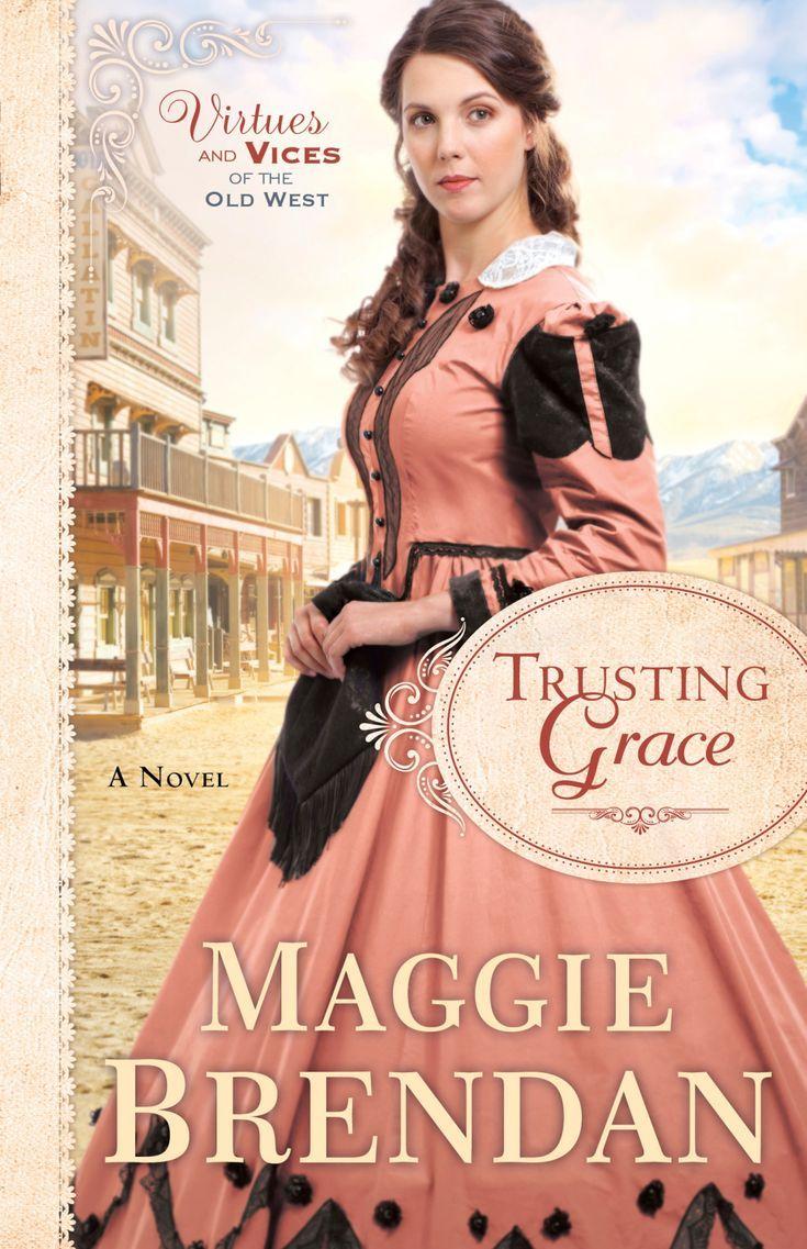 Trusting Grace (eBook) Historical romance novels