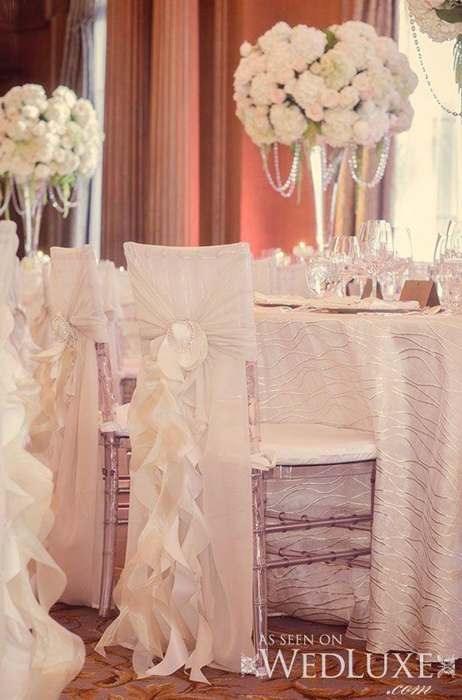 Wedding Chair Decorating Ideas 6