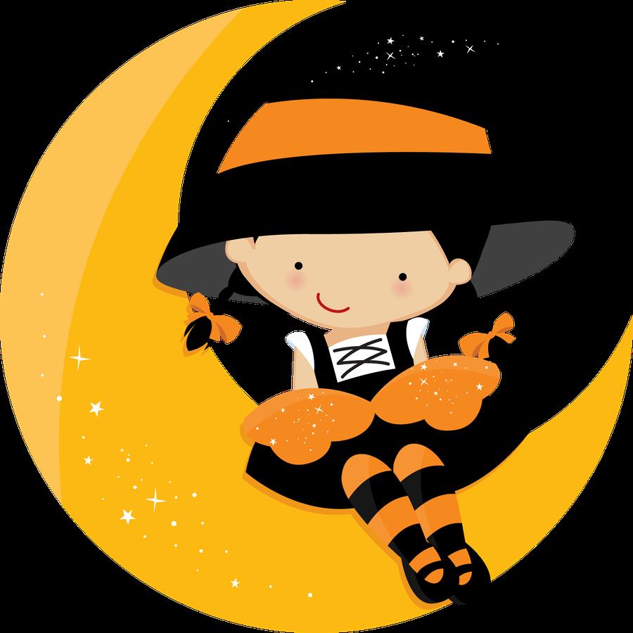 Bruxinha a svg files pinterest bruxo halloween e - Dibujos infantiles halloween ...