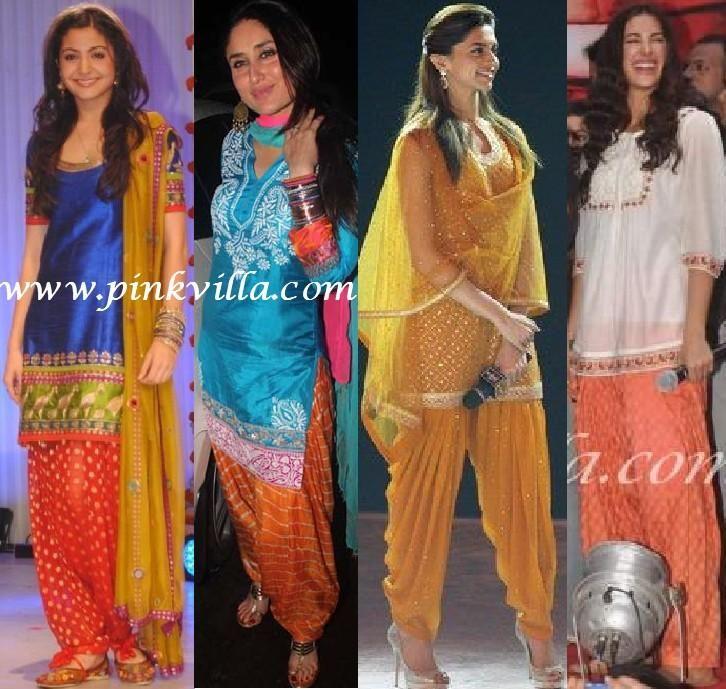 deepika | styles | Patiala salwar suits, Punjabi suits