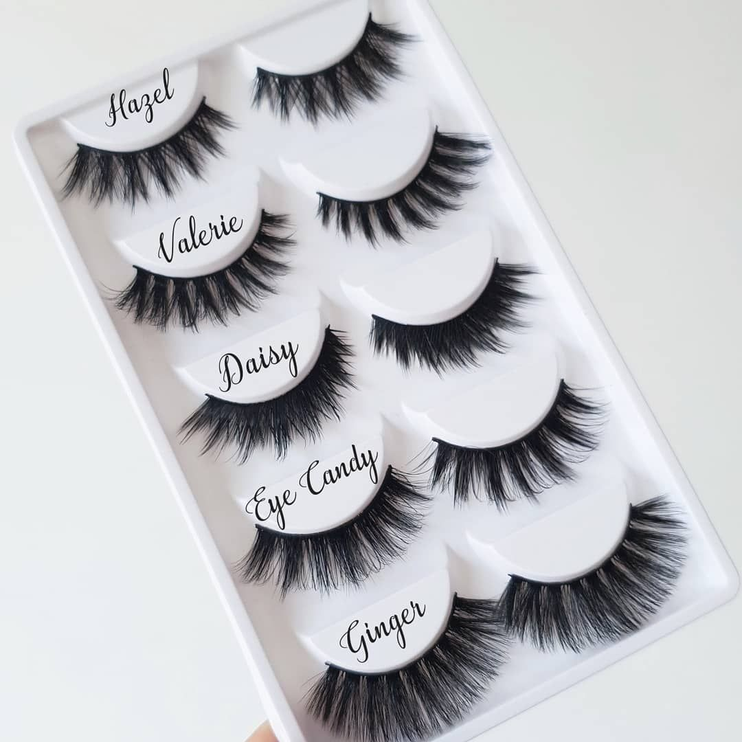 9c9b1855eac Custom Pack of 5 - MAKE A WISH PACK Lets choose any 5 lashes of your ...