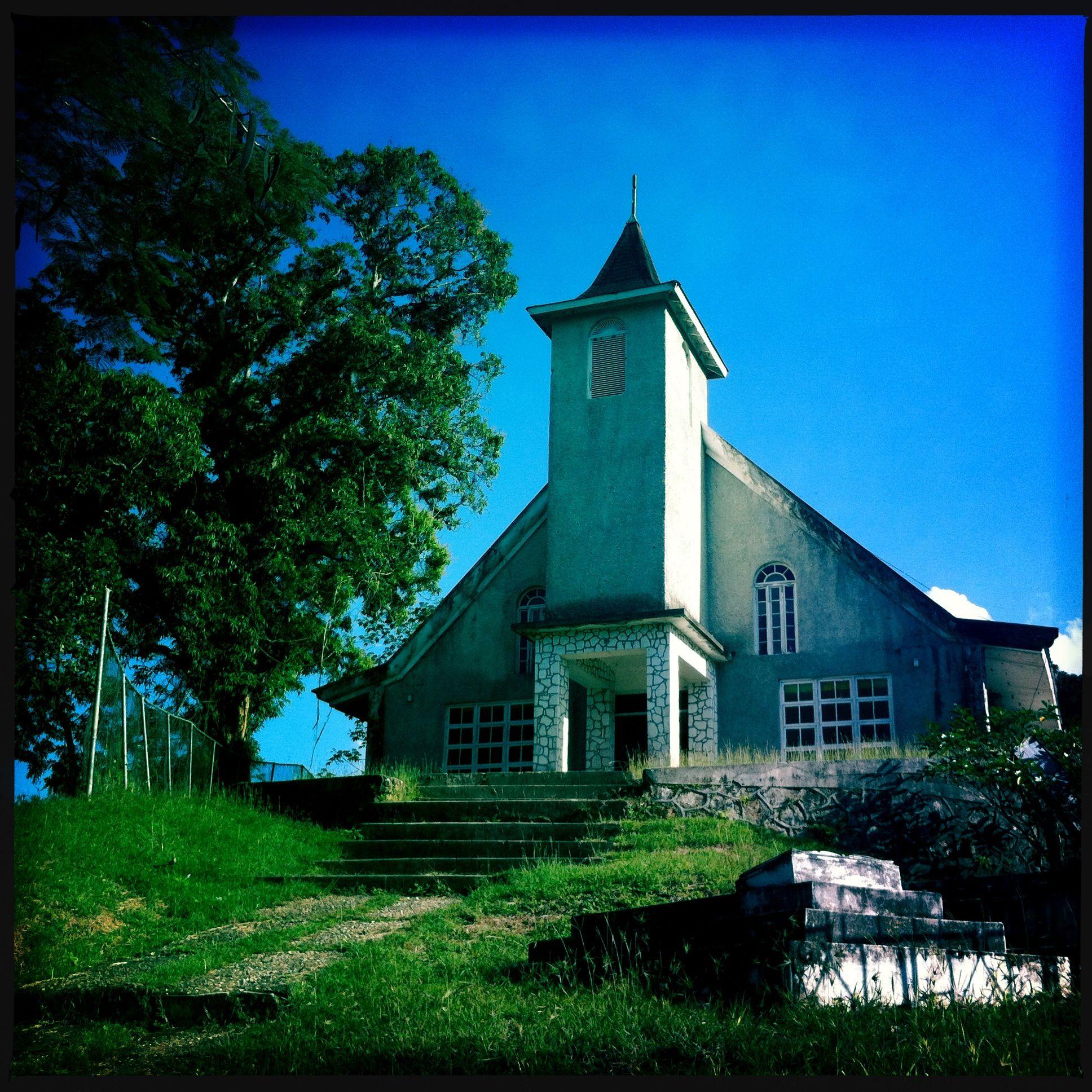 Salter\'s Hill Baptist Church. John\'s Hall. st. James. Jamaica ...