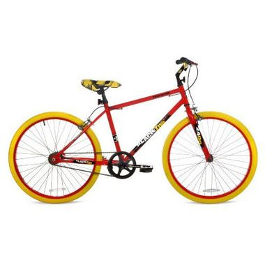 Takara Blacktop Red Fixie 24in 134.87