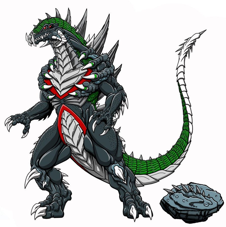 Kaiju Design, Neo Monsters, Kaiju