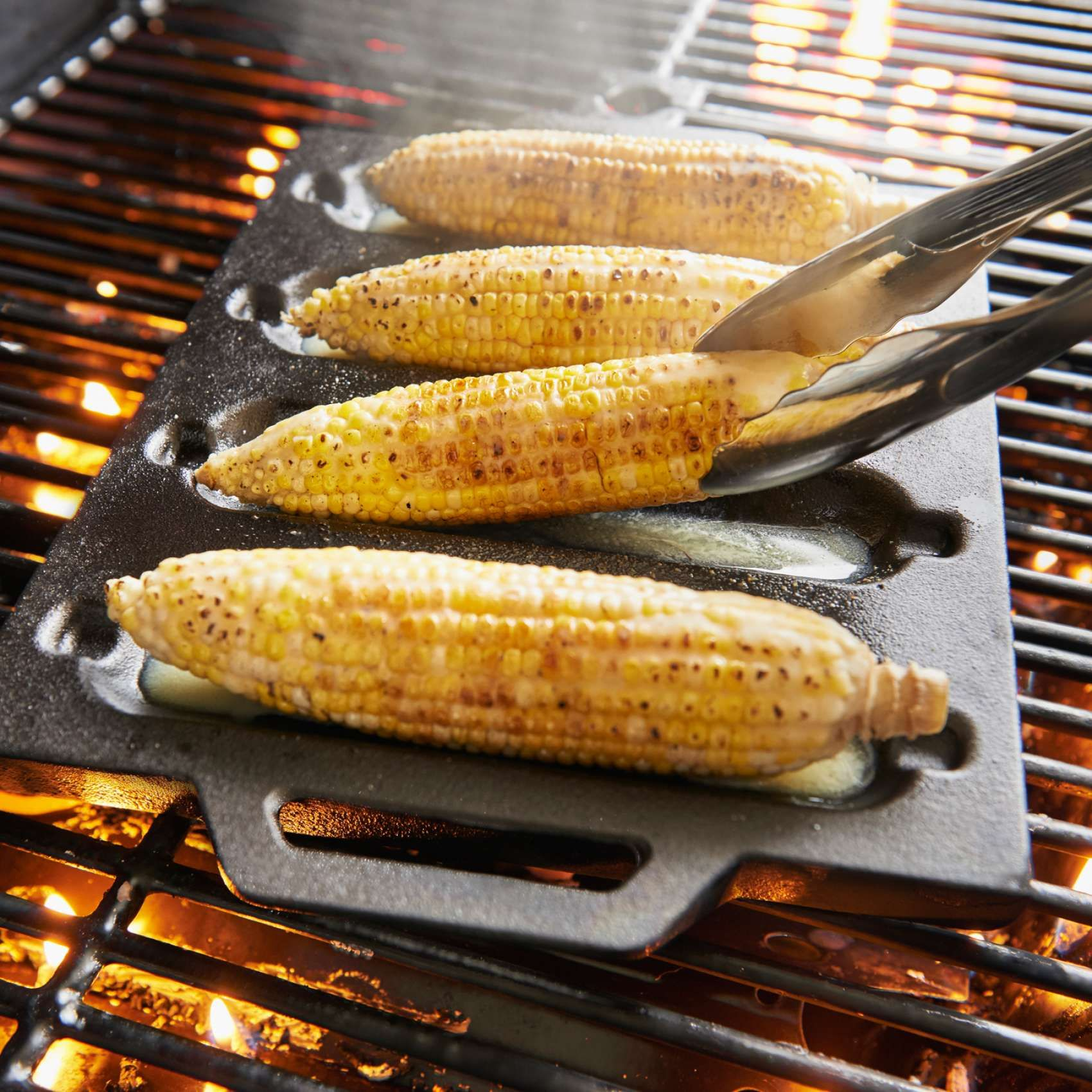 Cast Iron Corn Pan