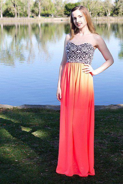 Cute long dresses for juniors | My best dresses | Pinterest ...