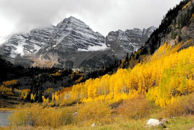 Maroon Bells-Snowmass Wilderness Area (Colorado, United