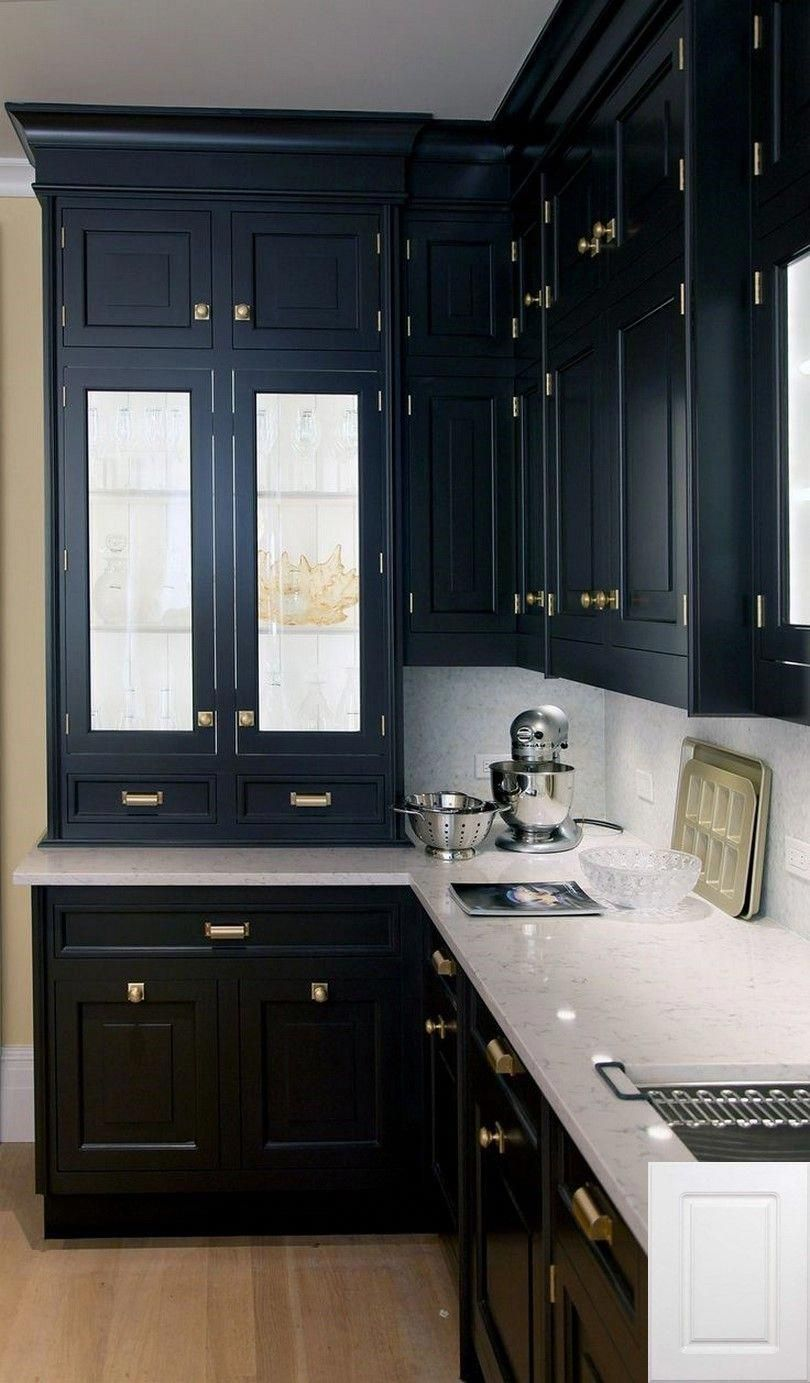 What is the latest trend in kitchen cabinets? Painting ...