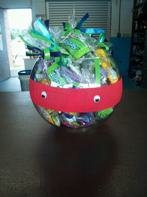 Tmnt birthday party favors :)
