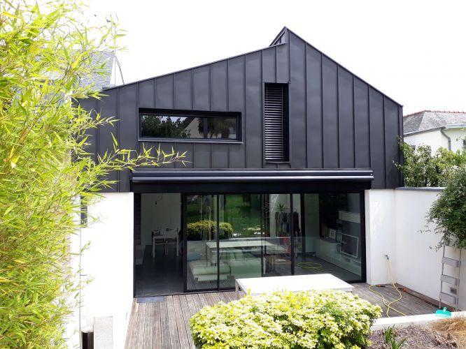 Carimalo rénovation de maison à Rennes, vous présente la réalisation ...