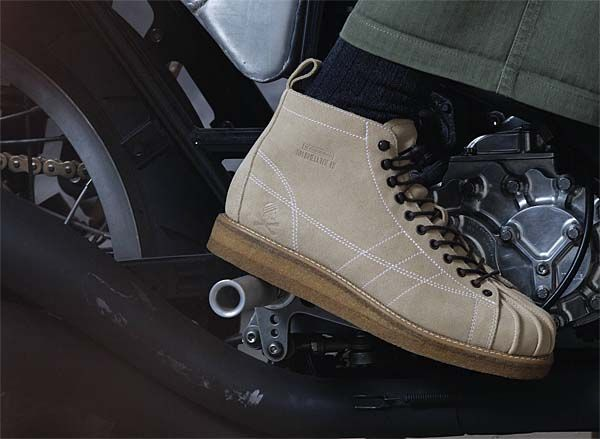 adidas Originals by NEIGHBORHOOD NH SHELLTOE BOOTS [HEMP